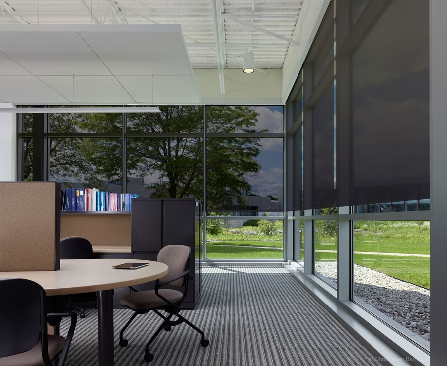 Top Ways Motorized Shades Impact Your Business