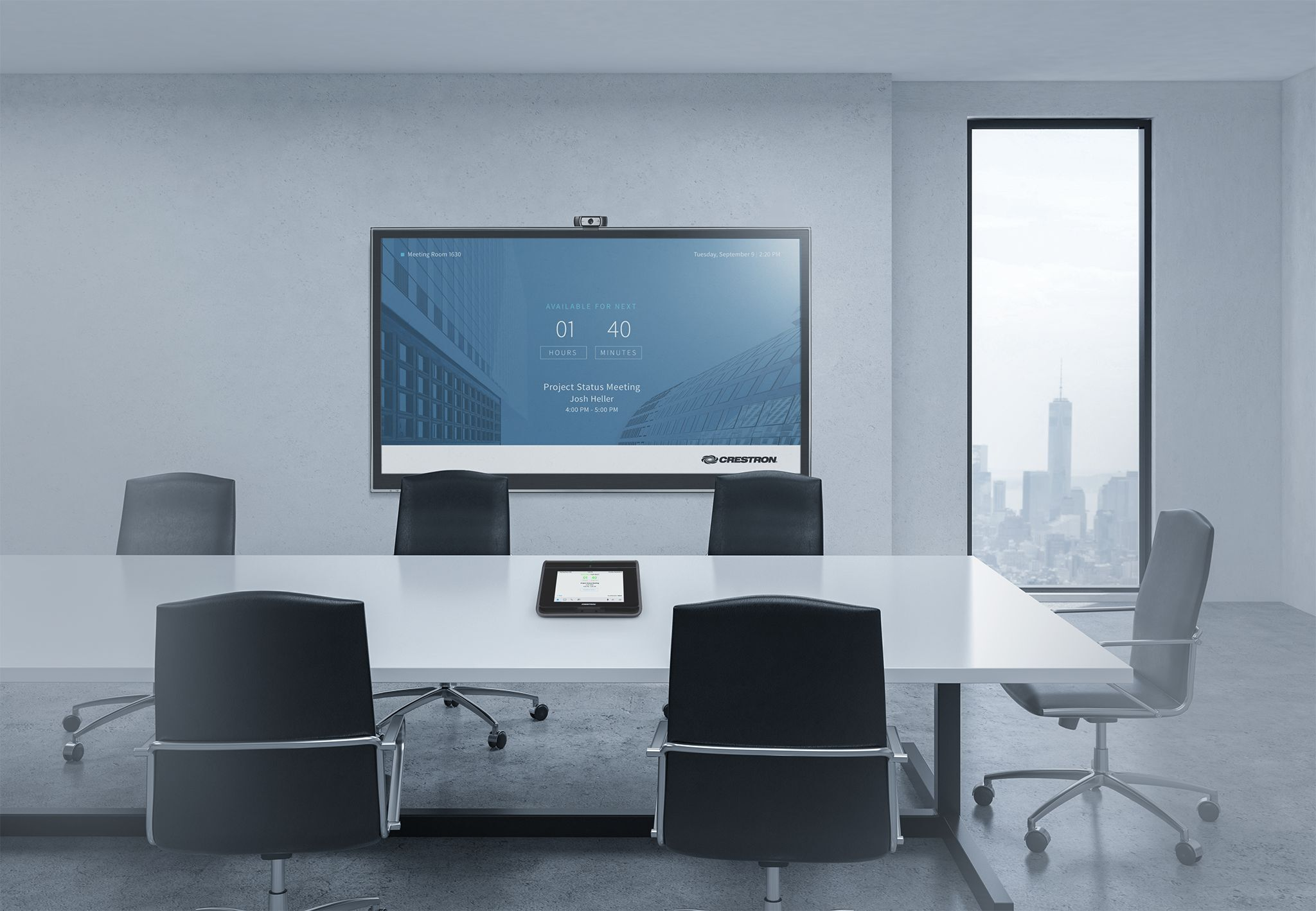 Create the Perfect Office Atmosphere with Commercial Automation
