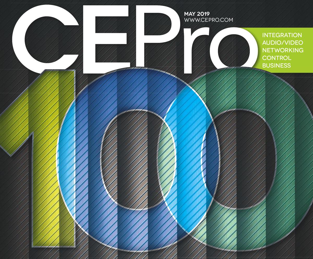 Lelch AV on CE Pro 20th Annual Top 100 List